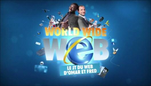 Le JT du web par Omar et Fred