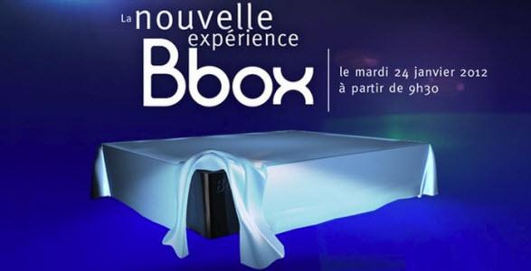 La nouvelle Bbox sera présentée le 24 janvier par Bouygues Telecom