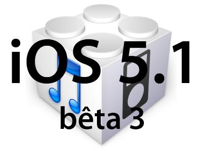 L'iOS 5.1 bêta 3 nous livre des infos sur un éventuel portage de Siri pour iPad