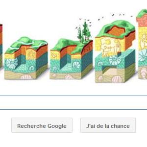 Google fête le 374ème anniversaire de Nicolas Sténon
