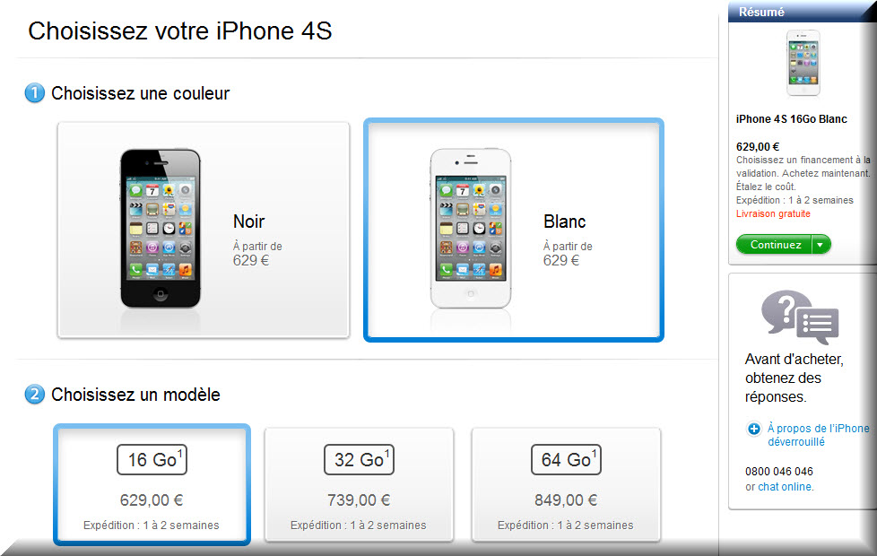 Iphone Chez Free Mobile