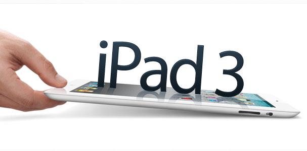 iPad 3 : sortie début mars?