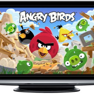 Angry Birds disponible sur la Freebox Revolution