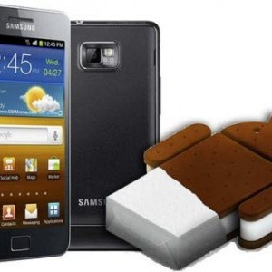 Galaxy S 2 : Android 4.0 Ice Cream Sandwich est en cours de déploiement!