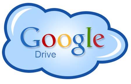 Google lance son service de stockage Google Drive!