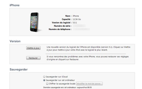 Downgrad iOS 5 photo 22