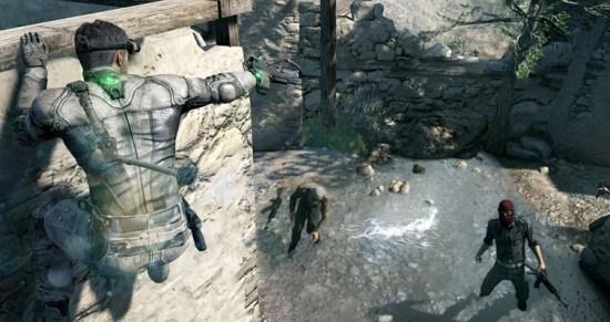 E3 2012 - Microsoft présente Splinter Cell Blacklist