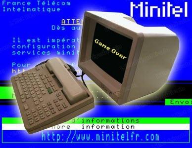 Minitel : c'est définitivement terminé le 30 juin 2012!