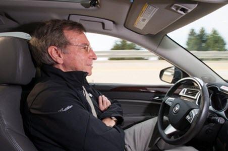 Les voitures autonomes de Google, les véhicules du futur?