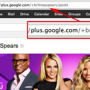 Google+ : les URLs personnalisées commencent à arriver