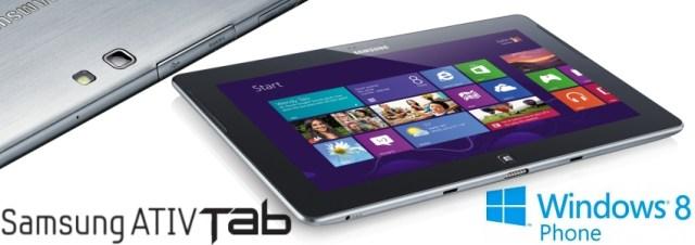 #IFA2012 - Samsung présente l'ATIV Tab 10.1, une tablette sous Windows 8 RT