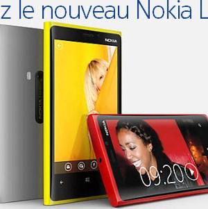 #Nokia présente le #Lumia920