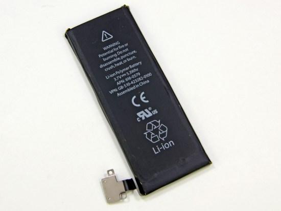 #iPhone5 - iFixit l'a mis à nu