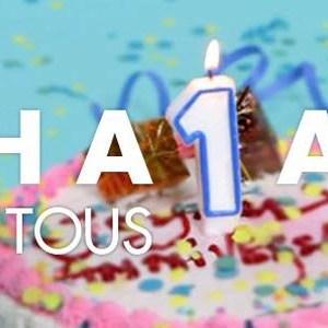 #Sosh fête son 1er anniversaire!