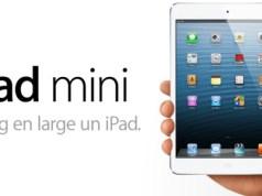 #Keynote #Apple : l'iPad Mini est officiel!