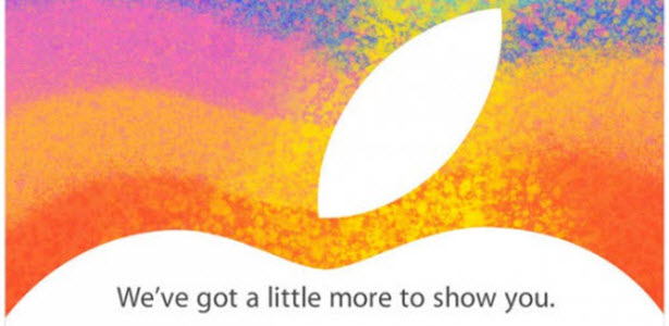 #Keynote #Apple spéciale #iPadMini du 23 octobre en direct Live à 19h!