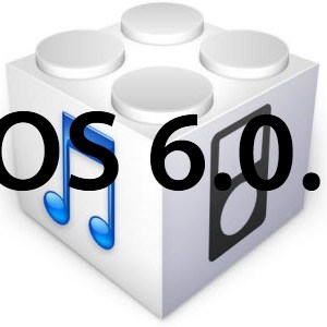 L'iOS 6.0.1 est disponible!