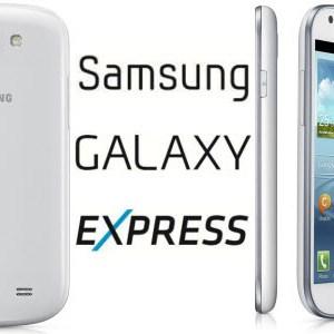 """#MWC2013 - Samsung présente le Galaxy Express, un smartphone de 4.5"""" et 4G"""