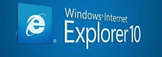 Internet Explorer 10 est disponible pour Windows 7!