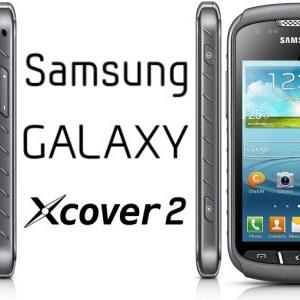 #MWC2013 - Samsung présente son samrtphone tout-terrain Galaxy Xcover 2