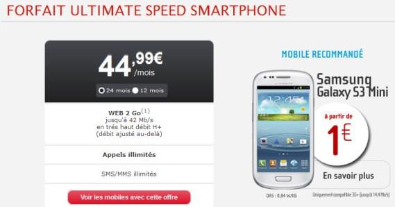 #NRJMobile lance ses nouvelles offres Woot et Ultimate Speed