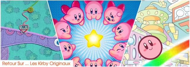 Kirby Originaux