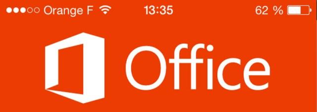Microsoft Office Mobile maintenant disponible sur l'AppStore pour les abonnés Office 365!