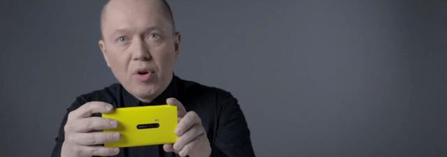 Marko Ahtisaari, le designer en chef de la gamme Lumia quitte Nokia