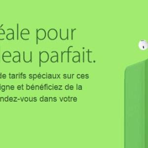 Black Friday Apple - Les promotions chez Apple c'est aujourd'hui, le vendredi 29 novembre 2013