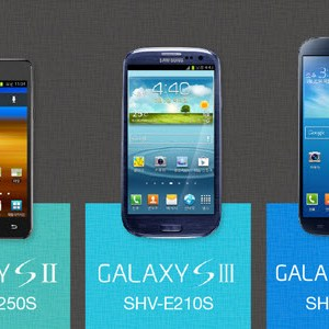 Comparatif des Samsung Galaxy S3, S4 et S5 en image [infographie]