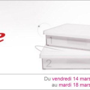 L'offre Freebox Crystal à 1,99€/mois pendant 1 an est prolongée jusqu'au 20 mars 2014 6h
