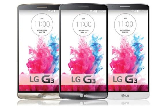 LG G3 : les caractéristiques techniques dévoilées avant l'heure!