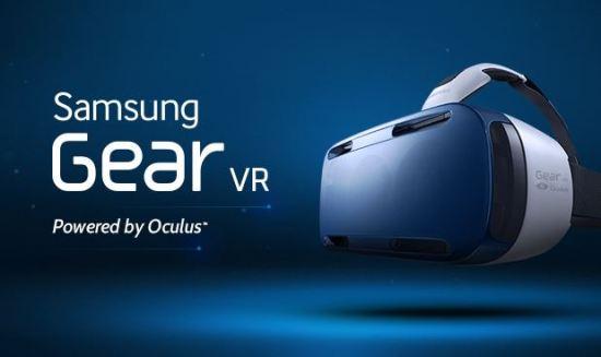 #IFA2014 - Samsung présente son casque de réalité virtuelle, le Gear VR