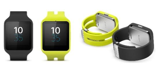 #IFA2014 - Sony présente la SmartWatch 3, la nouvelle SmartWatch mais sous Android Wear