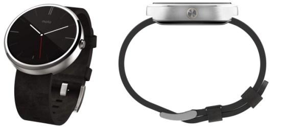 #IFA2014 - Motorola et sa Moto 360 : annonce, prix et disponibilité