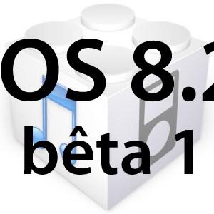 L'iOS 8.2 bêta 1 et Watchkit sont disponibles pour les développeurs