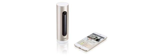 #CES2015 - Netatmo est récompensé pour son produit Welcome, une caméra intelligente qui détecte les visages