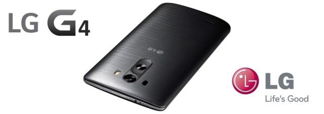 Caractéristiques du LG G4 : Snapdragon 810, écran QHD, 3Go et APN de 16Mpx ?