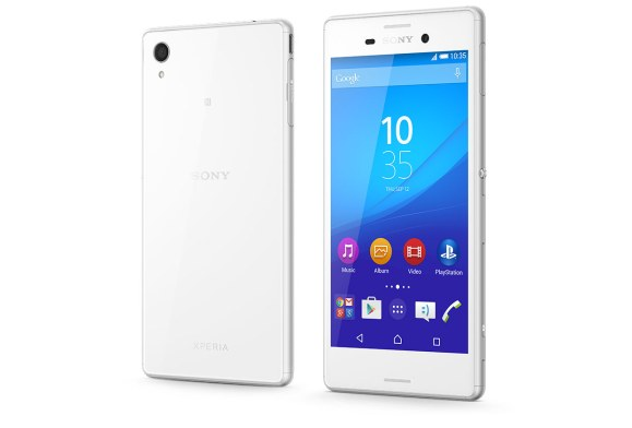 #MWC2015 - Sony lance les Xperia Z4 Tablet et Xperia M4 Aqua