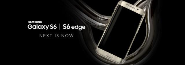 Samsung : les #GalaxyS6 et #GalaxyS6edge en pré-commande dès aujourd'hui – #NextIsNow