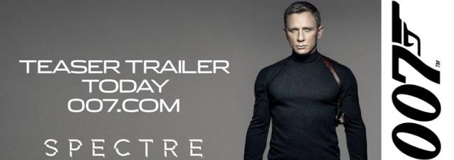Le trailer de Spectre : 1min 36s à propos d'un secret lié à James Bond