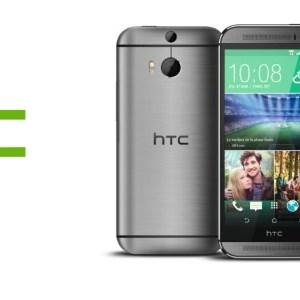 HTC dévoile le HTC One M8s
