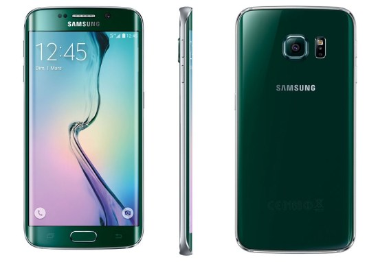 Samsung : les Galaxy S6 et Galxy S6 Edge sont disponibles en bleu topaze et vert Emeraude