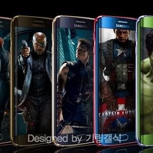 Samsung Galaxy S6 Edge : arrivée de la version Iron Man cette semaine !