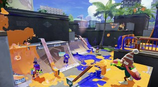 Splatoon sur Wii U