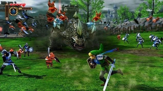 Hyrule Warrior sur Wii U
