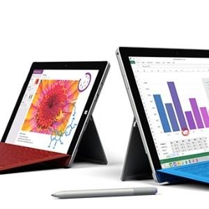 Microsoft : une nouvelle déclinaison de la Surface Pro 3