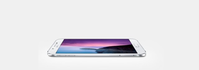 Lancement officiel du Galaxy A8 en Chine