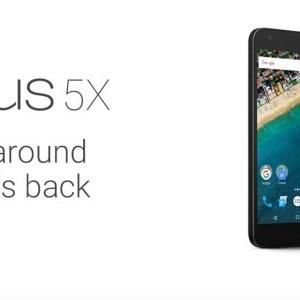 Conférence Google : le Nexus 5X se dévoile en avant-première