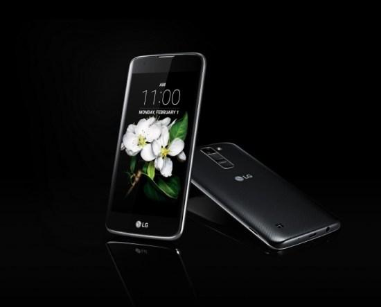 #CES2016 - LG présentera deux nouveaux smartphones : LG K10 et LG K7